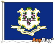 -CONNECTICUT  ANYFLAG RANGE - VARIOUS SIZES